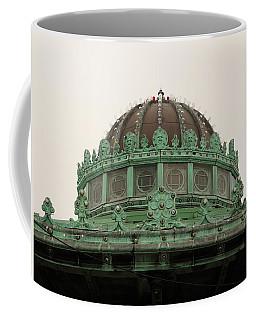 Carousel Roof Asbury Park Nj Coffee Mug by John Williams