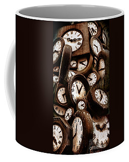 Carpe Diem - Time For Everyone Coffee Mug