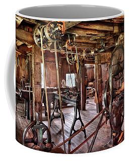 Carpenter - This Old Shop Coffee Mug
