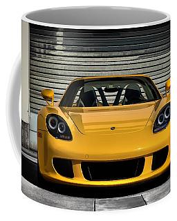 Porsche, Carrera Gt Coffee Mug