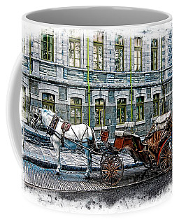 Carriage Rides Series 06 Coffee Mug