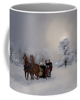 Carriage Coffee Mug