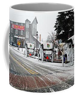 Carriage Ride Coffee Mug