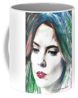 Carrie Stages Coffee Mug by Kim Prowse
