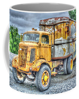 Carrier Coffee Mug