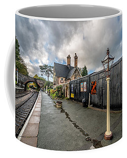 Carrog Railway Station Coffee Mug