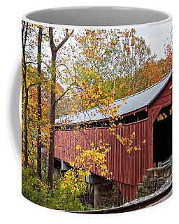 Carrollton Covered Bridge Coffee Mug