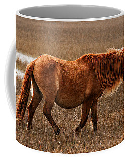 Carrot Island Pony Coffee Mug
