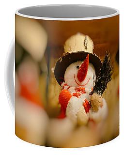 Carrot Nose Coffee Mug