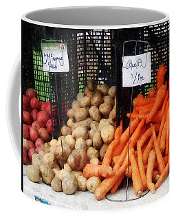 Carrots Potatoes And Honey Coffee Mug