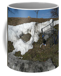Cart Art No. 19 Coffee Mug