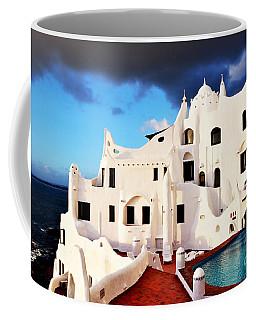Casa Pueblo Al Mar Coffee Mug