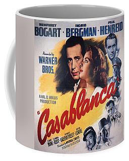 Casablanca In Color Coffee Mug