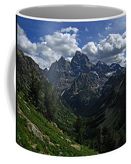 Cascade Canyon North Fork Coffee Mug
