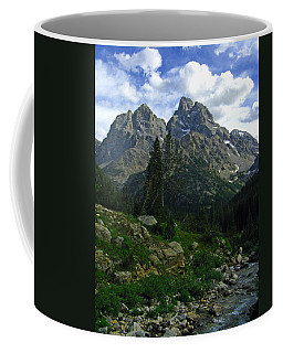 Cascade Creek The Grand Mount Owen Coffee Mug