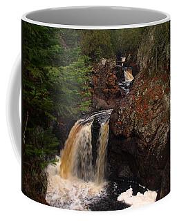 Cascade River Coffee Mug