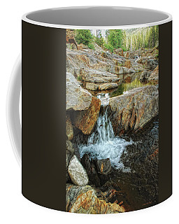 Cascading Downward Coffee Mug
