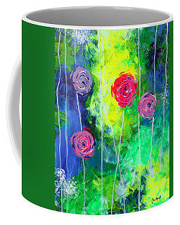 Cascading Light By Jan Marvin Coffee Mug