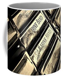 Case Of Harmonicas  Coffee Mug