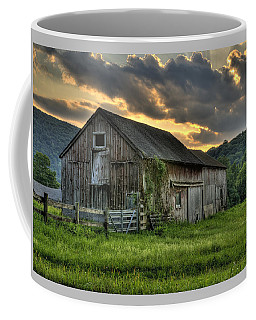 Casey's Barn Coffee Mug