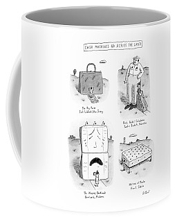 Cash Machines From Across The Land Coffee Mug