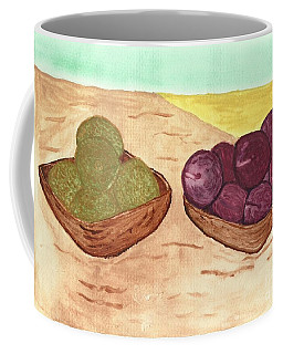 Castaway Fruit Coffee Mug