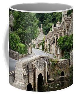 Castle Combe Cotswolds Village Coffee Mug