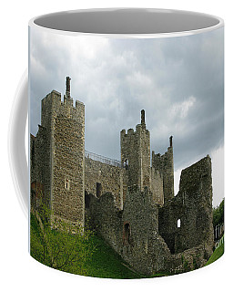 Castle Curtain Wall Coffee Mug
