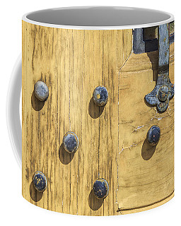 Castle Door II Coffee Mug