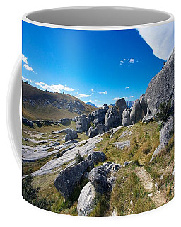Coffee Mug featuring the photograph Castle Hill #4 by Stuart Litoff
