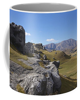 Coffee Mug featuring the photograph Castle Hill #6 by Stuart Litoff