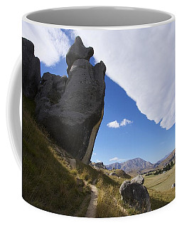 Coffee Mug featuring the photograph Castle Hill #7 by Stuart Litoff