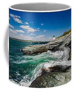 Castle Hill Lighthouse Coffee Mug