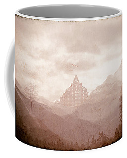 Castle In The Mountains Coffee Mug