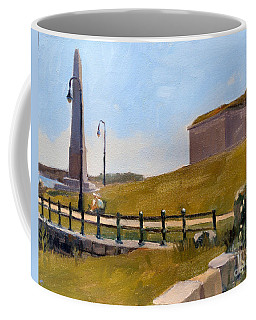 Castle Island Day Coffee Mug