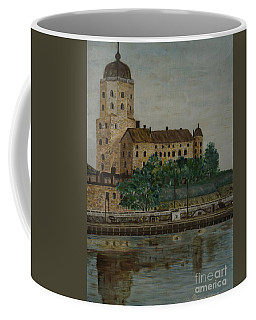 Castle Of Vyborg Coffee Mug