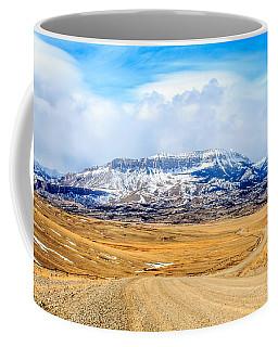 Castle Reef Coffee Mug