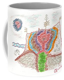 Castle Rose Coffee Mug
