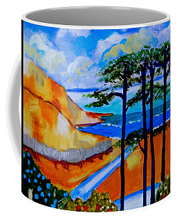 Caswell Bay Wales Coffee Mug