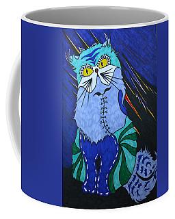 Cat 4 Coffee Mug
