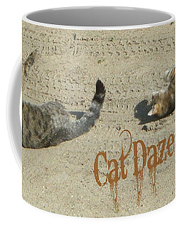 Cat Daze Of Summer Coffee Mug