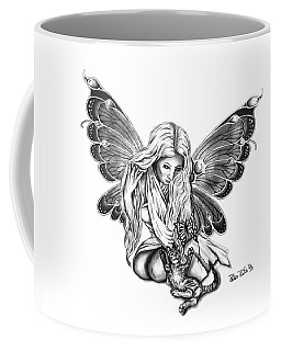 Cat Fairy  Coffee Mug
