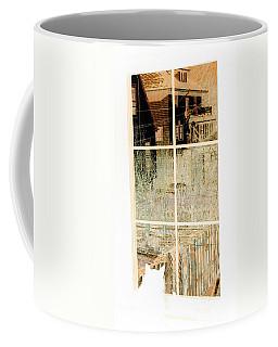Cat Perspective Coffee Mug