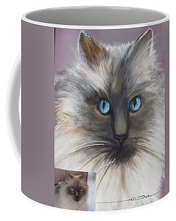 Cat Portraiture 1  Coffee Mug
