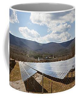 Coffee Mug featuring the photograph Catching Rays  by Carol Lynn Coronios