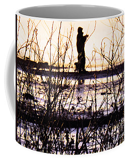 Coffee Mug featuring the photograph Catching The Sunrise by Robyn King