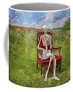 Catching Up On Human Anatomy And Physiology Coffee Mug