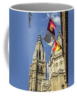Catedral De Santa Maria De Toledo Coffee Mug