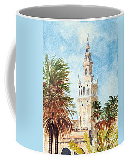 Catedral De Sevilla Coffee Mug