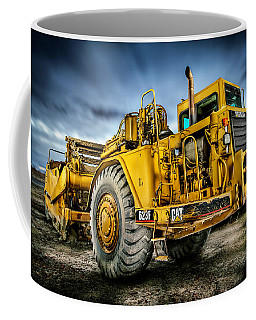 Caterpillar Cat 623f Scraper Coffee Mug